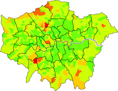 Energy consumption in London