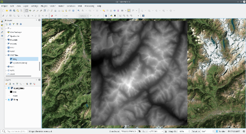 Working with QGIS 3D - Part 1 - Lutra Consulting